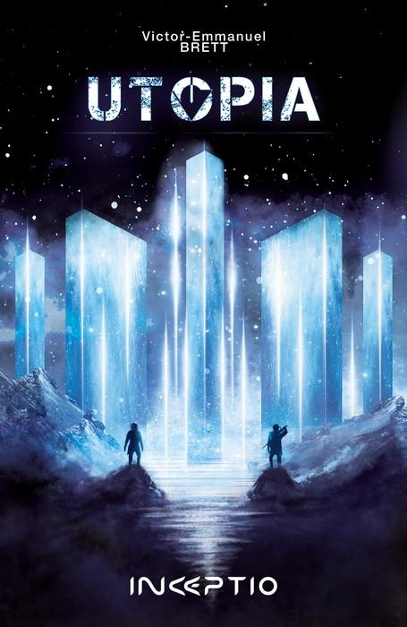 Couverture Utopia, tome 1