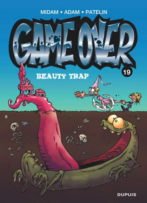 Couverture Game Over, tome 19 : Beauty Trap