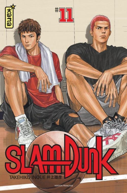 Couverture Slam Dunk, star édition, tome 11