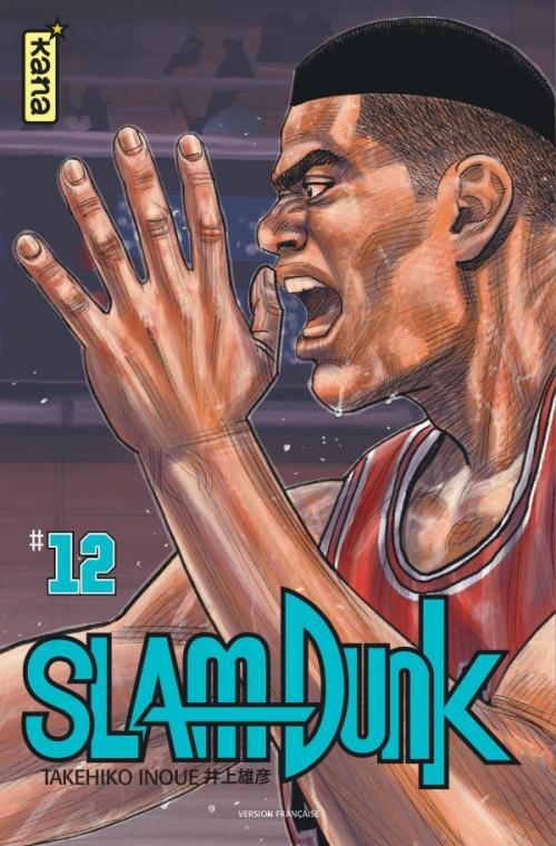 Couverture Slam Dunk, star édition, tome 12