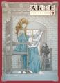 Couverture Arte, tome 10 Editions Komikku 2020