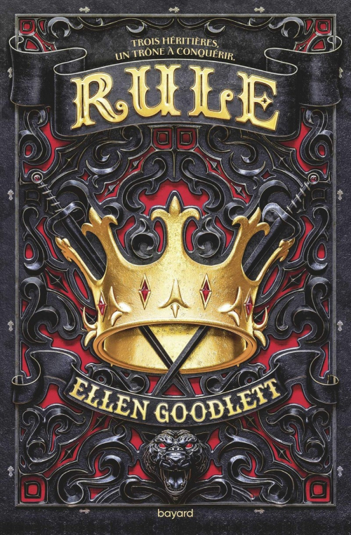 Couverture Rule, tome 1