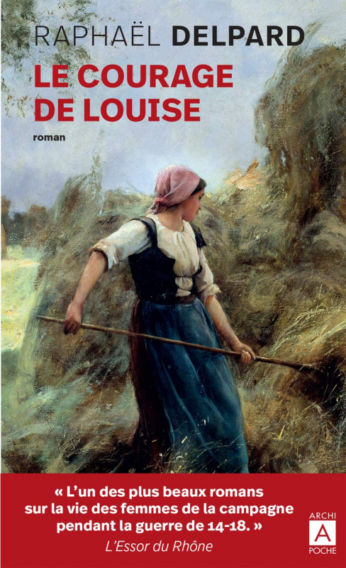 Couverture Le courage de Louise