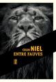 Couverture Entre fauves Editions du Rouergue (Noir) 2020