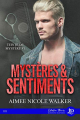 Couverture Teinté de mystères, tome 1 : Mystères et Sentiments Editions Juno publishing (Themis) 2020