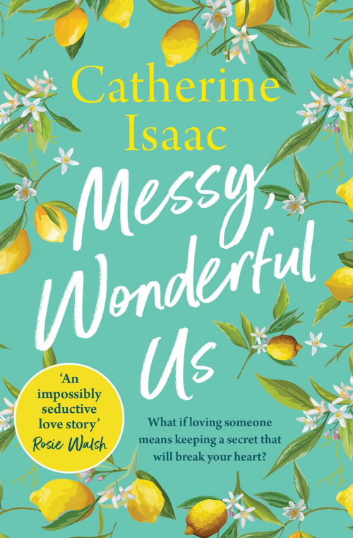 Couverture Messy, wonderful us