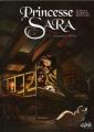 Couverture Princesse Sara Légende, tome 2 : La Princesse déchue Editions Soleil (Blackberry) 2018