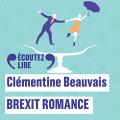 Couverture Brexit Romance Editions Audible studios 2020