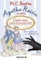 Couverture Agatha Raisin enquête, tome 24 : Gare aux empoisonneuses Editions Albin Michel 2020