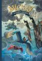 Couverture Mickey et la terre des anciens Editions Glénat 2020