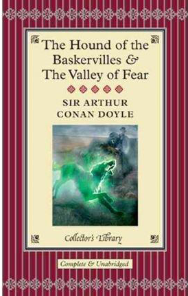 Couverture The Hound of the Baskervilles & The Valley of Fear
