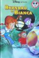 Couverture Bernard et Bianca Editions Hachette (Mickey - Club du livre) 1996
