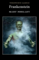Couverture Frankenstein ou le Prométhée moderne / Frankenstein Editions Wordsworth (Classics) 1992