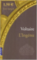 Couverture L'ingénu  Editions Pocket 2004