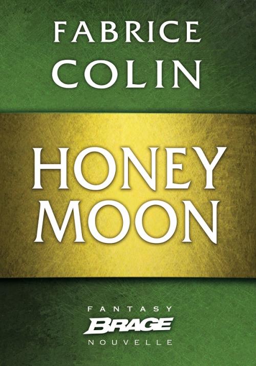 Couverture Honey Moon