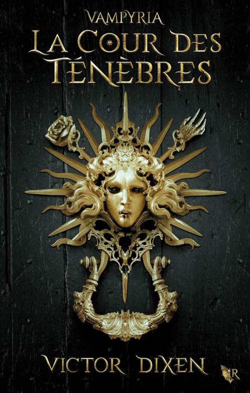 Couverture Vampyria, tome 1 : La cour des ténèbres