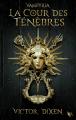 Couverture Vampyria, tome 1 : La cour des ténèbres Editions Robert Laffont (R - Jeunesse) 2020