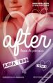 Couverture After, tome 5 : After ever happy / L'éternité Editions Presença 2016