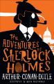 Couverture Les aventures de Sherlock Holmes Editions Alma Books 2016