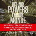 Couverture L'Arbre-Monde Editions Lizzie 2018