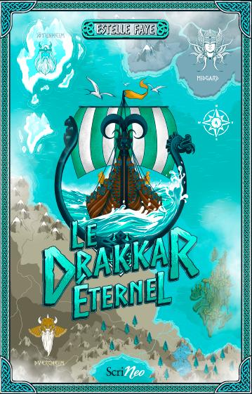 Couverture Le Drakkar éternel