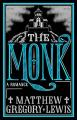 Couverture Le Moine Editions Alma Books 2020
