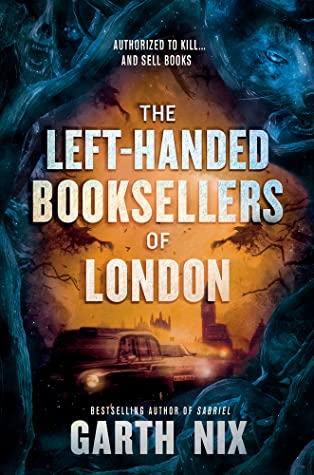 Couverture The Left-Handed Booksellers of London