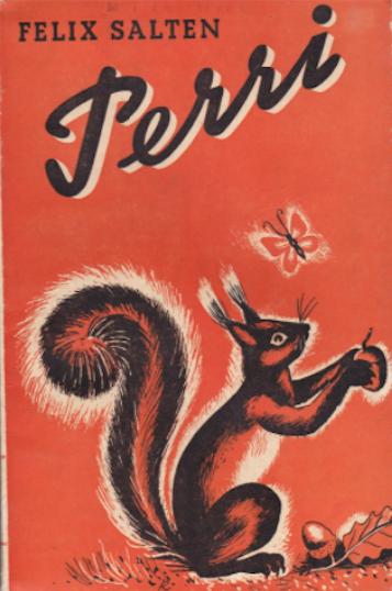 Perri l'écureuil / Félix Salten | Salten, Felix (1869-1945)