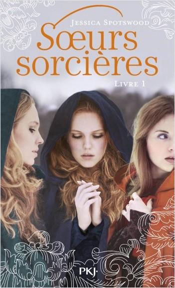 Couverture Soeurs sorcières, tome 1