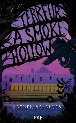 Couverture Small Spaces, tome 1 : Terreur à Smoke Hollow