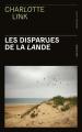 Couverture Les Disparues de la lande  Editions Presses de la cité 2020