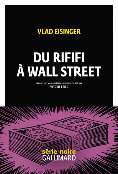 Couverture Du rififi à Wall Street