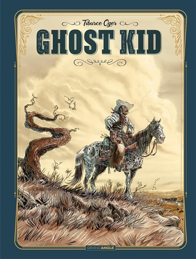 Couverture Ghost kid