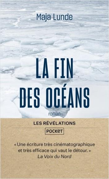 Couverture Bleue / La fin des océans