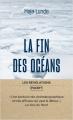 Couverture Bleue / La fin des océans Editions Pocket 2020