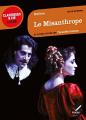 Couverture Le misanthrope et autres textes sur l'honnête homme Editions Hatier (Classiques & cie - Lycée) 2012