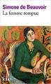 Couverture La Femme rompue Editions Folio  2019