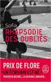 Couverture Rhapsodie des oubliés Editions Le Livre de Poche 2020