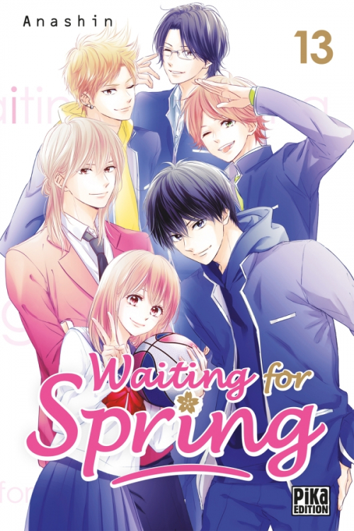 Couverture Waiting for spring, tome 13