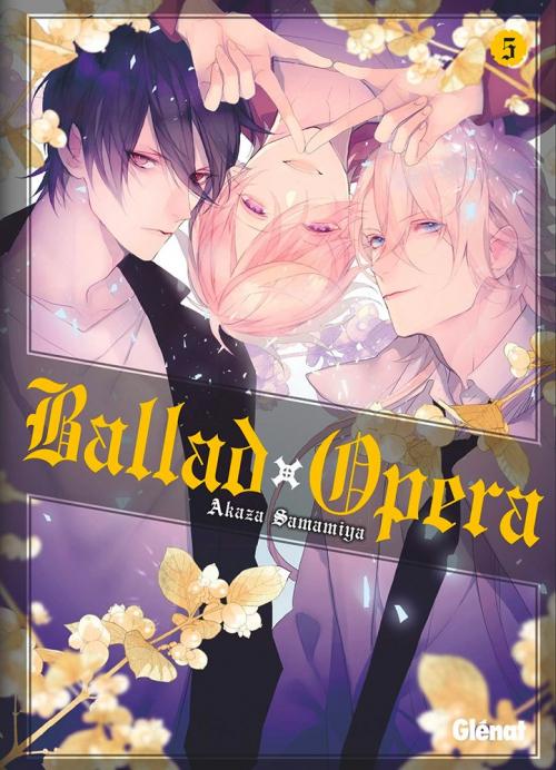 Couverture Ballad Opera, tome 5