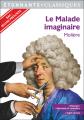 Couverture Le malade imaginaire Editions Flammarion (GF - Etonnants classiques) 2020