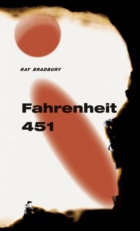 Couverture Fahrenheit 451