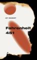Couverture Fahrenheit 451 Editions Folio  (SF) 2020
