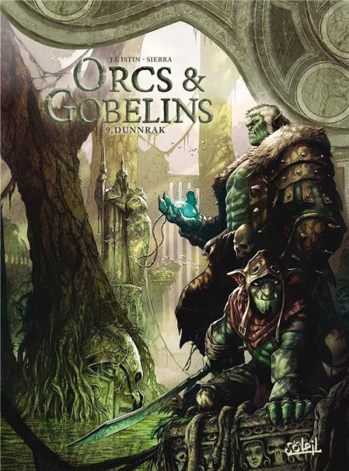 Couverture Orcs & Gobelins, tome 10 : Dunnrak