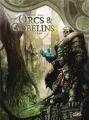 Couverture Orcs & Gobelins, tome 10 : Dunnrak  Editions Soleil 2020