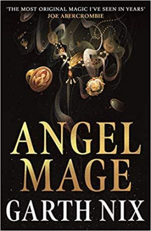 Couverture Angel Mage