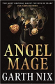 Couverture Angel Mage Editions Gollancz 2019