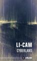 Couverture Cyberland Editions Mnémos (Hélios) 2020