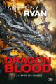 Couverture Dragon Blood, tome 3 : L'empire des cendres Editions Bragelonne (Fantasy) 2020