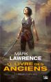 Couverture Le livre des anciens, tome 1 : Soeur écarlate Editions Bragelonne (Fantasy) 2020